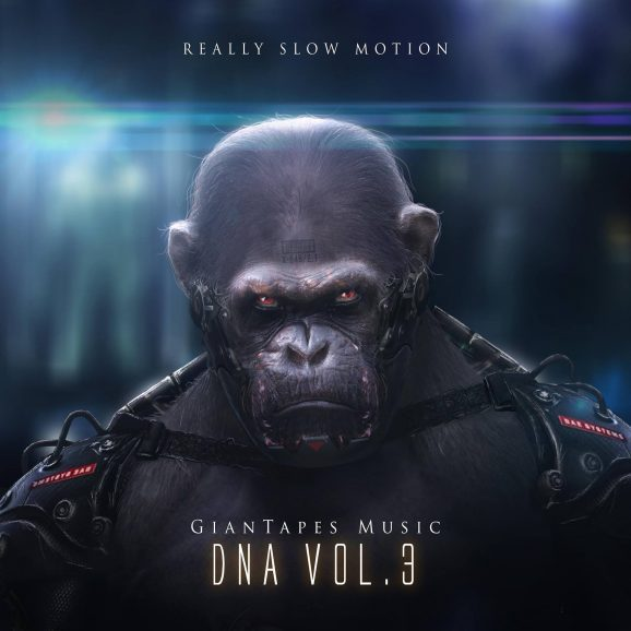 Giantapes/RSM: DNA Vol. 3